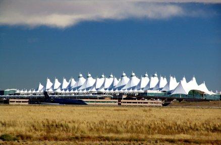 Denver Luchthaven
