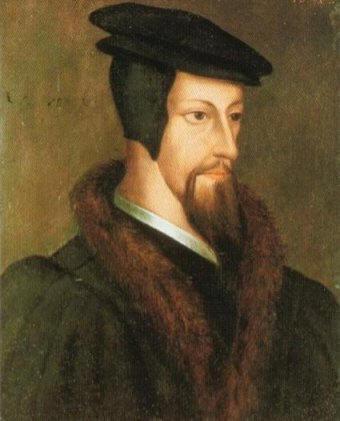Jean Cauvin (Johannes Calvijn)