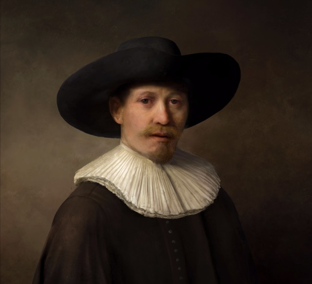 Rembrandt by computer